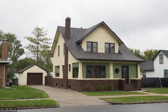 412 W Bancroft Avenue, Fergus Falls, MN 56537 (MLS #6101797) :: RE/MAX Signature Properties