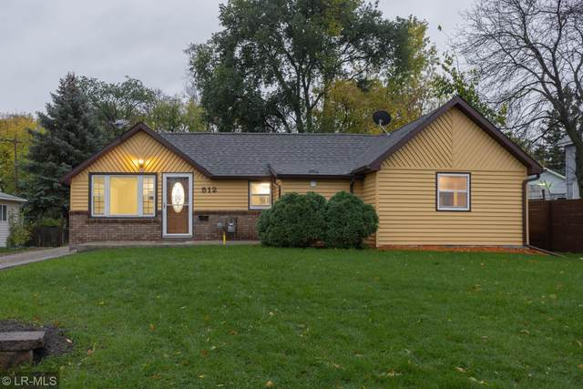 512 E Adolphus Avenue, Fergus Falls, MN 56537 (MLS #6114461) :: Ryan Hanson Homes- Keller Williams Realty Professionals