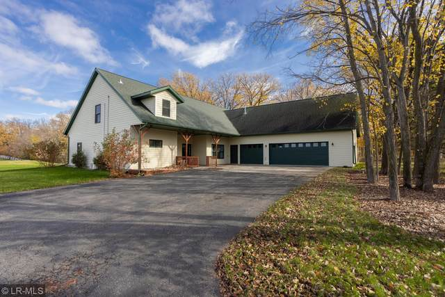 25131 Franklin Lake Road, Pelican Rapids, MN 56572 (MLS #6115801) :: Ryan Hanson Homes- Keller Williams Realty Professionals