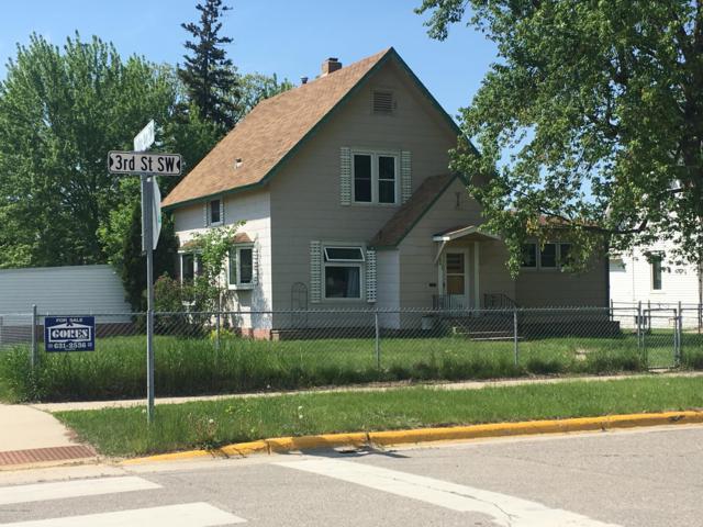 221 3rd Street SW, Wadena, MN 56482 (MLS #20-20645) :: Ryan Hanson Homes- Keller Williams Realty Professionals