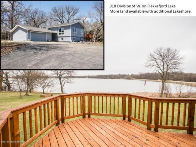 918 Division Street W, Elbow Lake, MN 56531 (MLS #20-22860) :: Ryan Hanson Homes Team- Keller Williams Realty Professionals