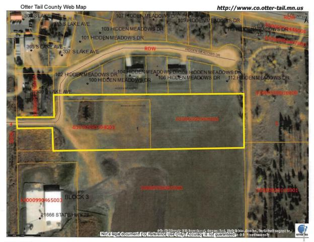 00000 Hidden Meadows Drive, Battle Lake, MN 56515 (MLS #20-23910) :: Ryan Hanson Homes- Keller Williams Realty Professionals