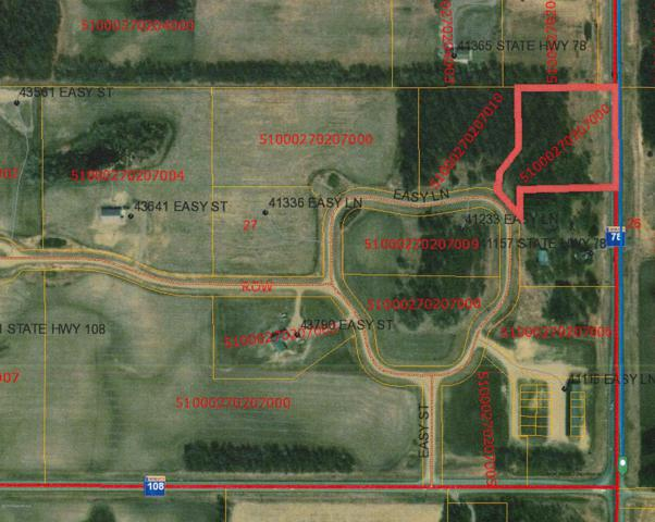 Lot A Easy Lane, Perham, MN 56573 (MLS #20-24273) :: Ryan Hanson Homes- Keller Williams Realty Professionals