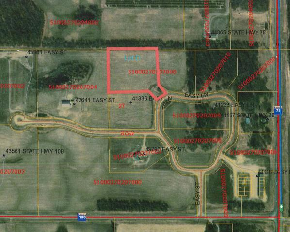 Lot  D Easy Lane, Perham, MN 56573 (MLS #20-24276) :: Ryan Hanson Homes- Keller Williams Realty Professionals