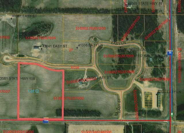 Lot  Q Easy Lane, Perham, MN 56573 (MLS #20-24277) :: Ryan Hanson Homes- Keller Williams Realty Professionals