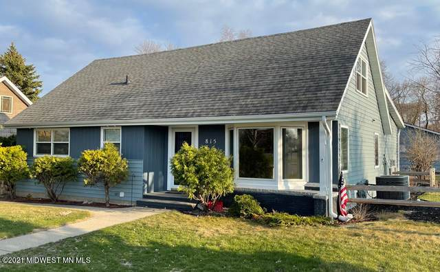 815 W Alcott Avenue, Fergus Falls, MN 56537 (MLS #20-32586) :: Ryan Hanson Homes- Keller Williams Realty Professionals