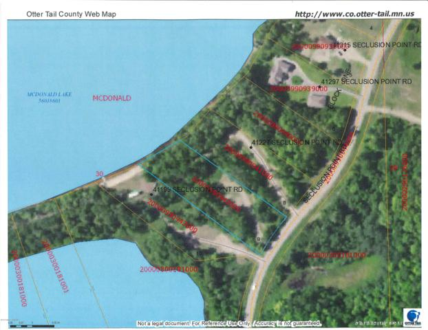 Lot 9 Seclusion Point Road, Dent, MN 56528 (MLS #20-21522) :: FM Team