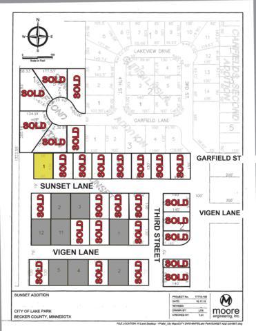 Lt 1 Blk 1 Sunset Lane, Lake Park, MN 56554 (MLS #20-25401) :: Ryan Hanson Homes Team- Keller Williams Realty Professionals