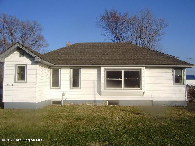 216 2nd Street, Henning, MN 56551 (MLS #20-19838) :: Ryan Hanson Homes Team- Keller Williams Realty Professionals