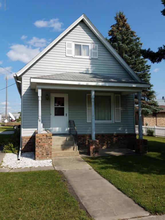 212 NW 1st Street, Mahnomen, MN 56557 (MLS #20-20611) :: Ryan Hanson Homes Team- Keller Williams Realty Professionals