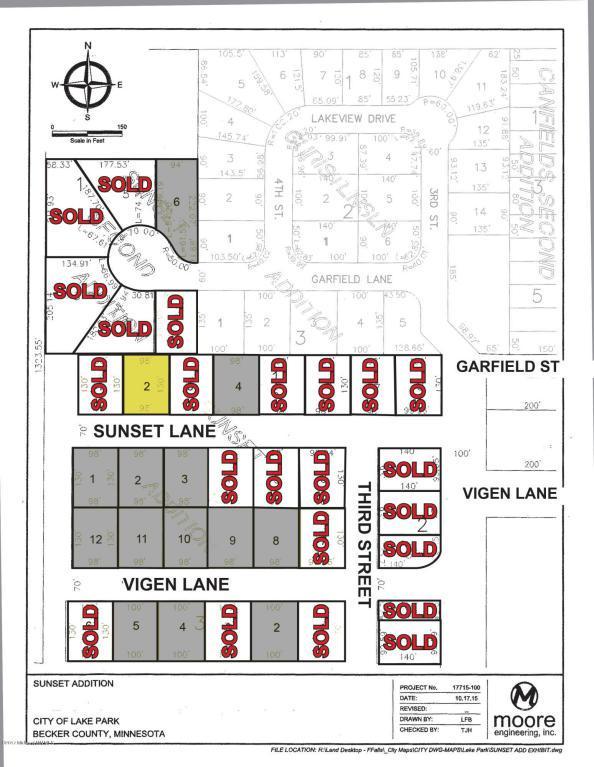 313 Sunset Lane, Lake Park, MN 56554 (MLS #20-21350) :: Ryan Hanson Homes Team- Keller Williams Realty Professionals
