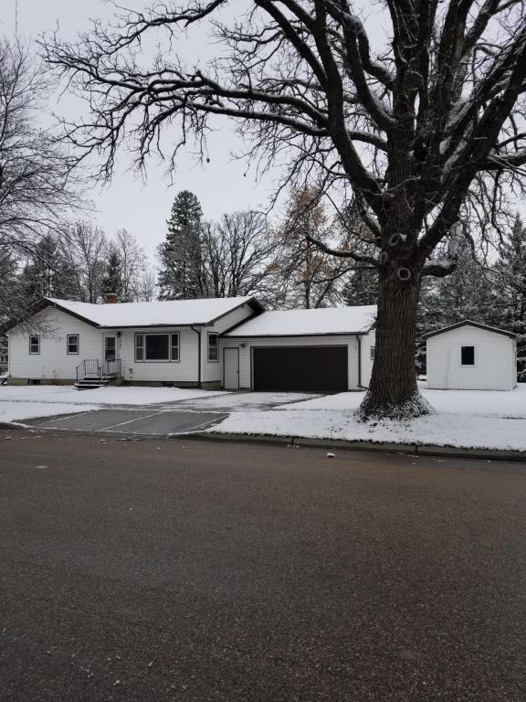 321 W Minnesota Avenue, Mahnomen, MN 56557 (MLS #20-21497) :: Ryan Hanson Homes Team- Keller Williams Realty Professionals
