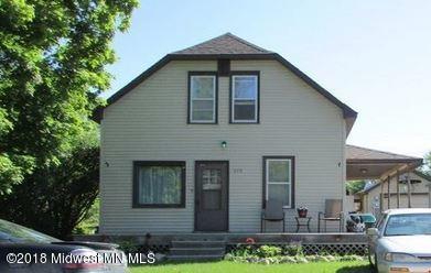 115 Spruce Avenue E, Frazee, MN 56544 (MLS #20-21646) :: Ryan Hanson Homes Team- Keller Williams Realty Professionals