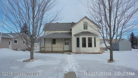 803 Front Street, Henning, MN 56551 (MLS #20-22189) :: Ryan Hanson Homes Team- Keller Williams Realty Professionals