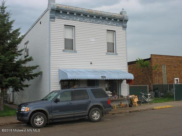 603 Front Street, Henning, MN 56551 (MLS #20-22466) :: Ryan Hanson Homes Team- Keller Williams Realty Professionals
