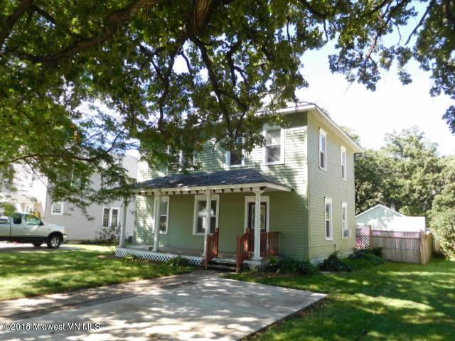 212 Central Ave N, Elbow Lake, MN 56531 (MLS #20-23051) :: Ryan Hanson Homes Team- Keller Williams Realty Professionals