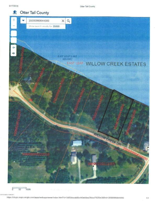 Xxx Willow Creek Drive, Henning, MN 56551 (MLS #20-23234) :: Ryan Hanson Homes Team- Keller Williams Realty Professionals