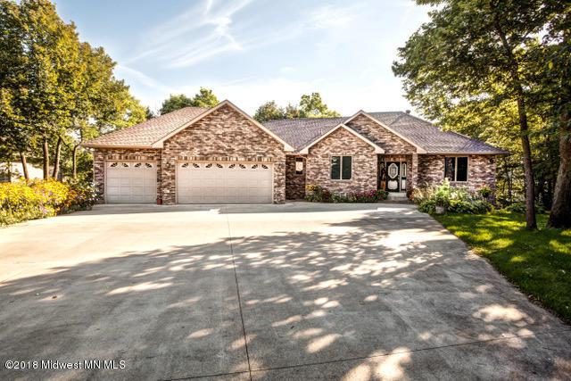 30636 W Point Trail, Richville, MN 56576 (MLS #20-23462) :: Ryan Hanson Homes Team- Keller Williams Realty Professionals