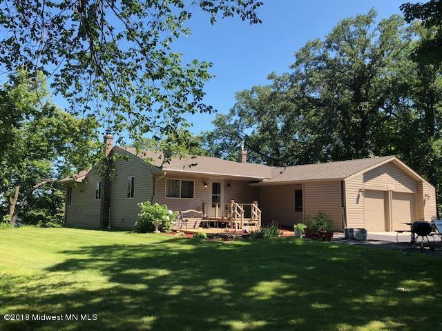 44042 W Paul Lake Drive, Perham, MN 56573 (MLS #20-23952) :: Ryan Hanson Homes Team- Keller Williams Realty Professionals