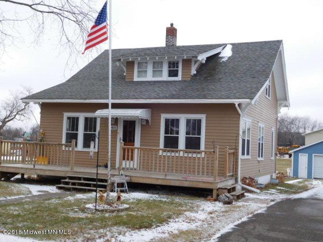 404 Fairview Street, Barrett, MN 56311 (MLS #20-25227) :: Ryan Hanson Homes Team- Keller Williams Realty Professionals