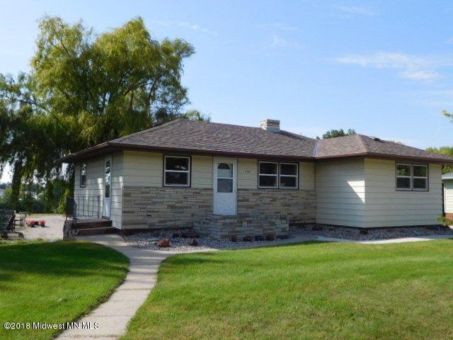 118 8th Avenue NE, Elbow Lake, MN 56531 (MLS #20-26270) :: Ryan Hanson Homes- Keller Williams Realty Professionals