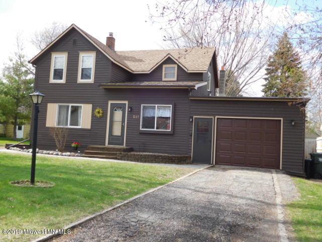 515 3rd Street Se, Elbow Lake, MN 56531 (MLS #20-26535) :: Ryan Hanson Homes- Keller Williams Realty Professionals
