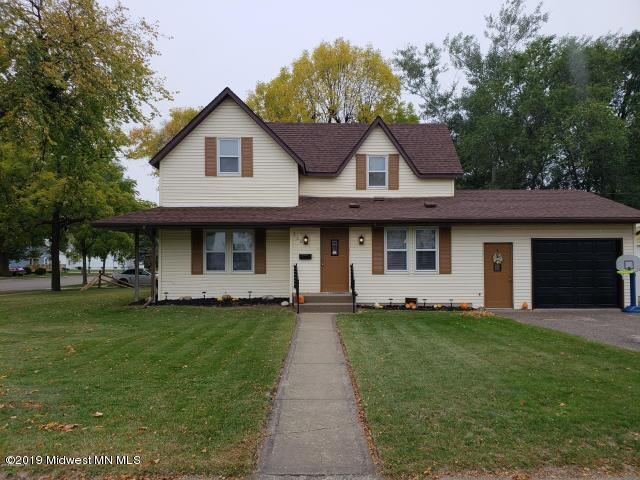 158 4th Avenue SW, Perham, MN 56573 (MLS #20-27434) :: Ryan Hanson Homes- Keller Williams Realty Professionals