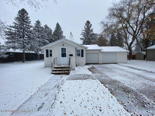 342 5th Street SW, Perham, MN 56573 (MLS #20-32155) :: FM Team