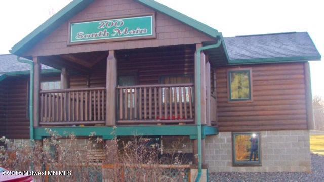 200 S Main Street, Wahkon, MN 56386 (MLS #20-21414) :: Ryan Hanson Homes Team- Keller Williams Realty Professionals