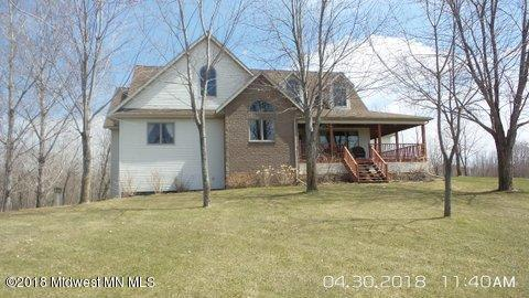 39163 Walker Lake Drive, Richville, MN 56576 (MLS #20-22153) :: Ryan Hanson Homes Team- Keller Williams Realty Professionals