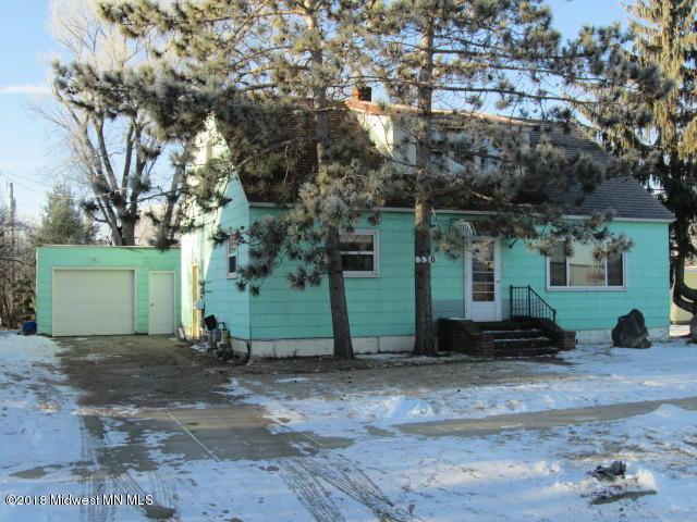 330 2nd Street SE, Perham, MN 56573 (MLS #20-25186) :: Ryan Hanson Homes Team- Keller Williams Realty Professionals