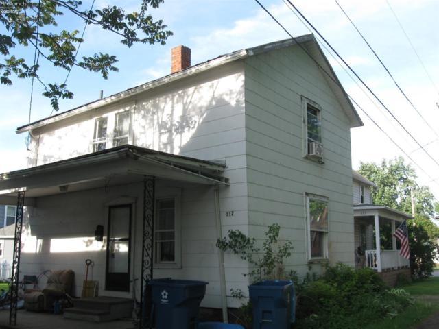 117 Lynn, Fremont, OH 43420 (MLS #20192396) :: Brenner Property Group | Keller Williams Capital Partners