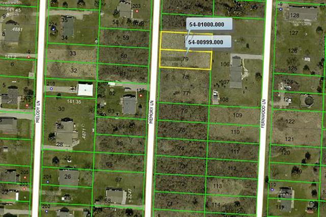 0 Memory Lane, Kelleys Island, OH 43438 (MLS #20193146) :: Brenner Property Group   Keller Williams Capital Partners