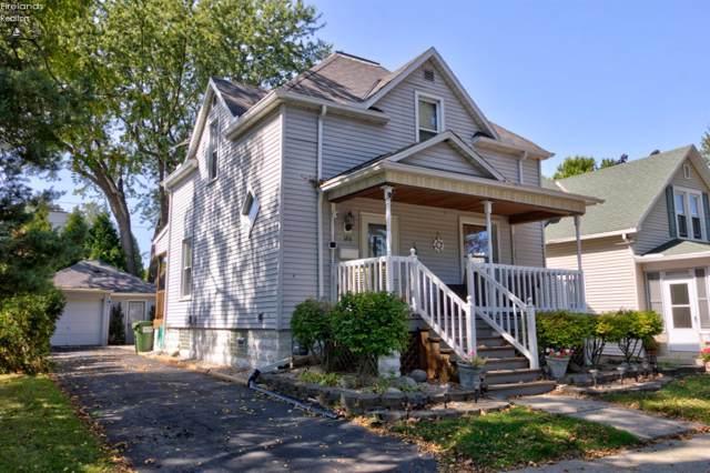 126 Oak Street, Port Clinton, OH 43452 (MLS #20194545) :: Brenner Property Group | Keller Williams Capital Partners