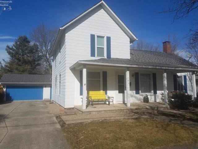 163 High Street, New London, OH 44851 (MLS #20200426) :: The Holden Agency