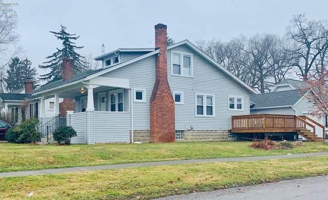 116 S Linwood Avenue, Norwalk, OH 44857 (MLS #20201210) :: The Holden Agency