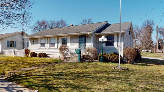 16 W Perry Street, Willard, OH 44890 (MLS #20201224) :: The Holden Agency