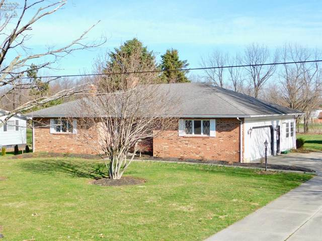 96 Townline Road #151, Norwalk, OH 44857 (MLS #20201245) :: The Holden Agency