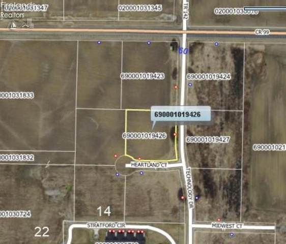 3800 Technology Drive Findlay Commerc, Findlay, OH 45840 (MLS #20201426) :: The Holden Agency