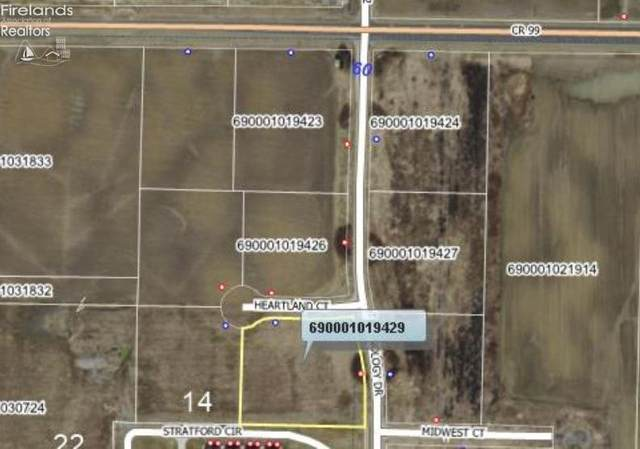 3700 Technology Dr Findlay Commerc, Findlay, OH 45840 (MLS #20201427) :: The Holden Agency