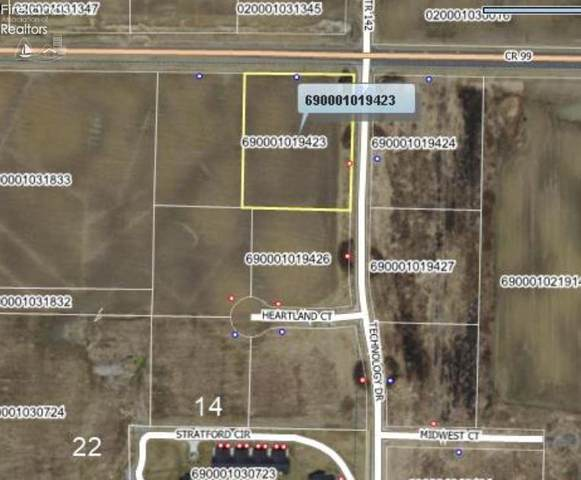 3900 Technology Dr Findlay Commerc, Findlay, OH 45840 (MLS #20201428) :: The Holden Agency