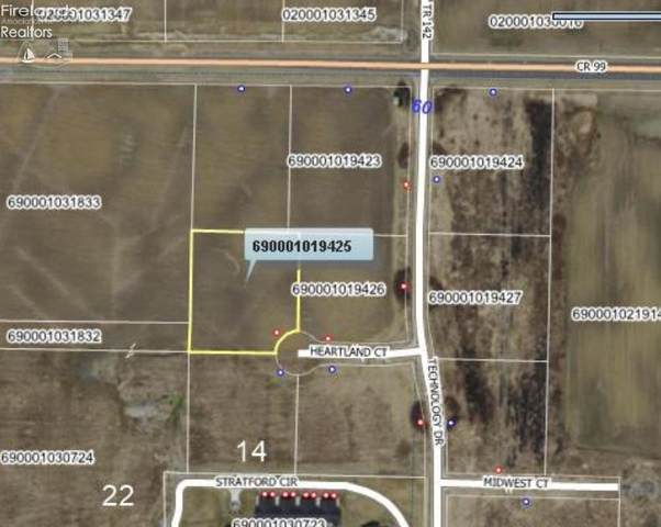 1051 Heartland Ct Findlay Commerc, Findlay, OH 45840 (MLS #20201432) :: The Holden Agency