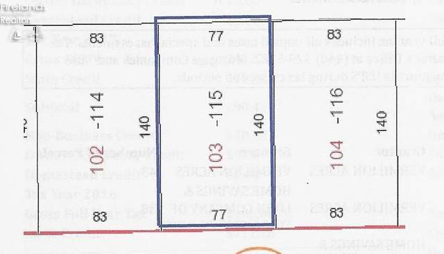 0 Flint Drive, Vermilion, OH 44089 (MLS #20202429) :: The Holden Agency