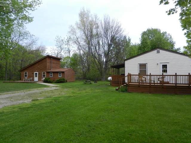 141 Massie Lane, Put-In-Bay, OH 43456 (MLS #20202583) :: The Holden Agency