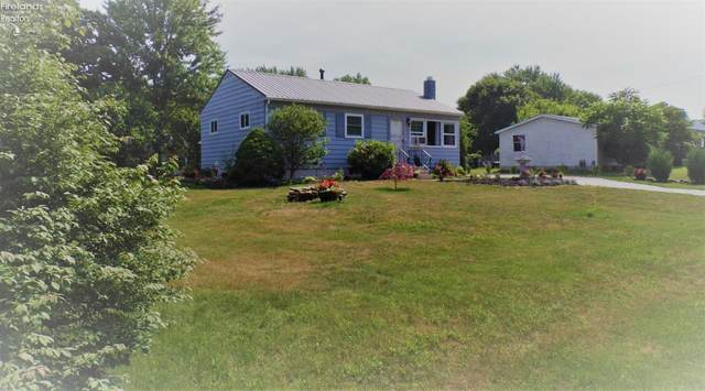 2045 Winkle Drive, Milan, OH 44846 (MLS #20202756) :: The Holden Agency