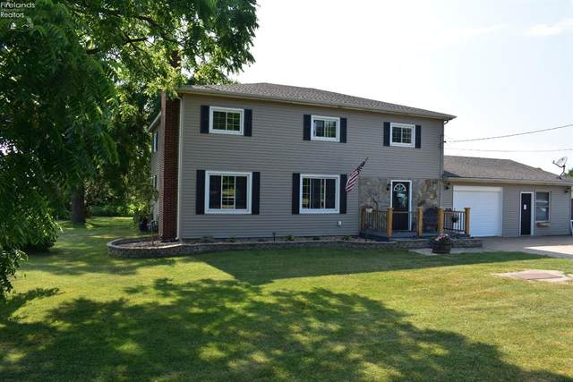 9009 Cherry Road, Vermilion, OH 44089 (MLS #20202760) :: The Holden Agency