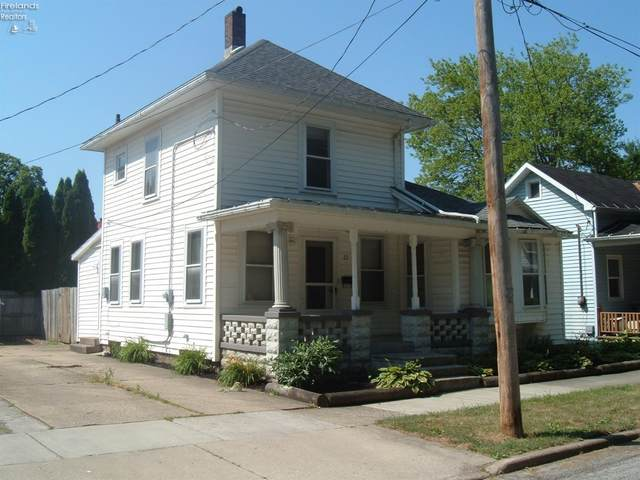23 Oak Street, Norwalk, OH 44857 (MLS #20202780) :: The Holden Agency