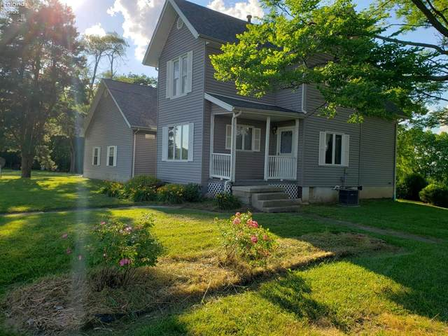 13929 W Portage River South Road, Oak Harbor, OH 43449 (MLS #20202810) :: The Holden Agency