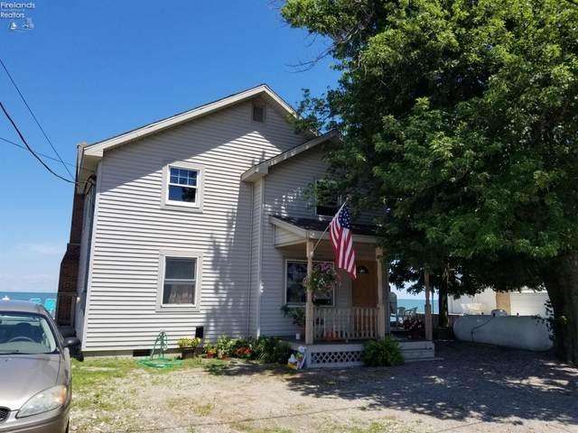 8723 Sand Beach Road, Oak Harbor, OH 43449 (MLS #20202887) :: The Holden Agency