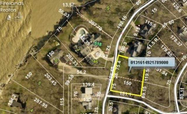3801 N Cliff Road Lots 141 Catawb, Port Clinton, OH 43452 (MLS #20203911) :: The Holden Agency